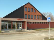 budova sauny