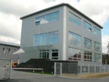 budova Bonver Poličná